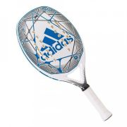 Raquete Beach Tennis Adidas Match - Branco / Azul