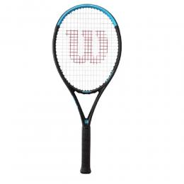 Raquete de Tênis Wilson Ultra Power 105 - Preta/Azul