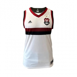 Regata Adidas Basquete CR Flamengo - Branca
