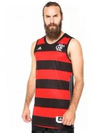 Regata Basquete Flamengo Preto - Game