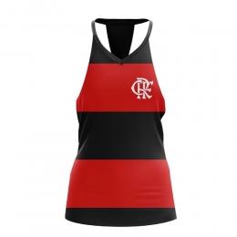 Regata Braziline Flamengo Mass Feminina