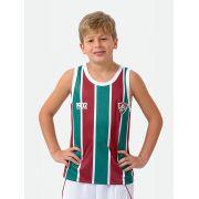 Regata Braziline infantil Fluminense Partner