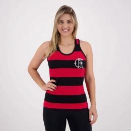Regata Braziline Flamengo Flatri Feminina