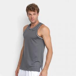 Regata Nike Classic Jersey Dri-Fit - cinza