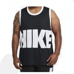 Regata Nike Dri-FIT - Preto/Branco