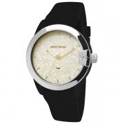 Relógio Mormaii Preto HOLOGRÁFICO Analógico - MO2039AH 8K 36d209511b