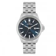 Relógio Technos Aço CLASSIC STEEL - 2115MPU/1A