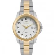 Relógio Technos Classic Steel Mesclado - 2115MQH/5B