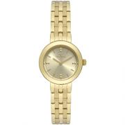 Relógio Technos Dourado Elegance 2035MQO/4X