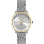 Relógio Technos Prata Fashion 2039BZ/5K