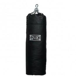 Saco De Pancada Punch Com Fita - Preto 0,90cm