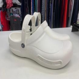 Sandália Crocs Bistro - White