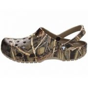 Sandália Crocs Classic Realtree Max-4 Hd - Adulto