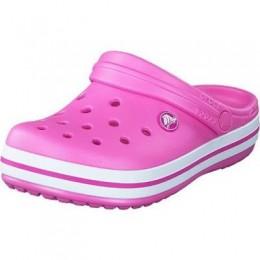 Sandália Crocs Infantil Crocband - Party Pink