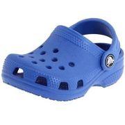 29c58824b8 Sandália Crocs Littles Sea Blue Infantil