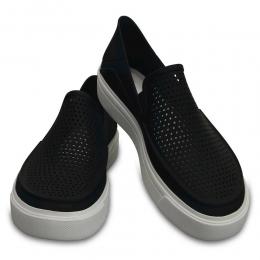 Sapato Crocs Masculino Citilane Roka - Black