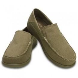 Sapato Crocs Masculino Santa Cruz 2 Khaki