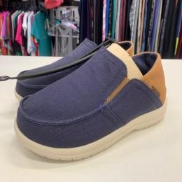 Sapato Crocs Masculino Santa Cruz Convertible slp m - Navy