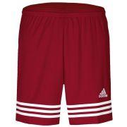 Short Adidas Masculino Entrada 14 Sho - Vermelho