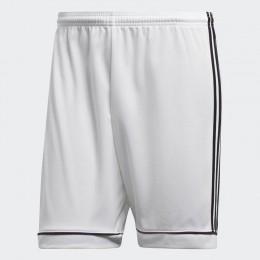 Short Adidas Masculino Squad 17 Sho - Branco