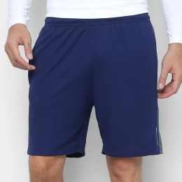 Short Lupo AM Run LSPOR Azul - Masculina