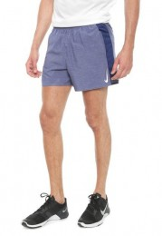 Short Nike Chllgr 5in Azul
