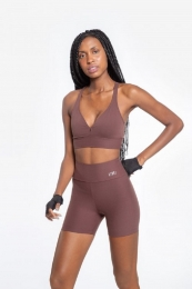 Shorts Active Essential Mocca - Live