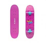 Skate Radical Girl Atrio - Rosa
