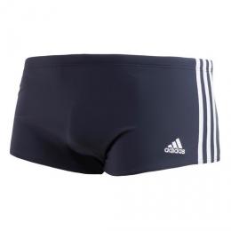 Sunga 3S Wide Adidas Azul Marinho