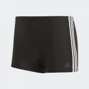 SUNGA aDIDAS BOXER 3-STRIPES - Preto