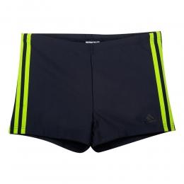 Sunga Adidas Boxer Fit Bx 3s - Marinho/Verde