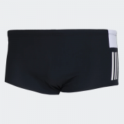 SUNGA ADIDAS COLORBLOCKED WIDE - Preto