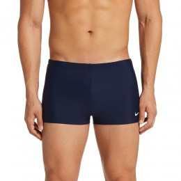 Sunga Nike Boxer Square Leg - Azul Marinho