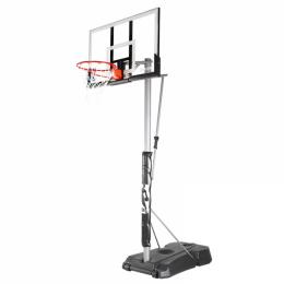 Tabela Spalding Móvel Silver NBA 52