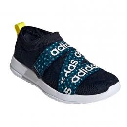 Tênis Adidas khoe adapt x - Azul