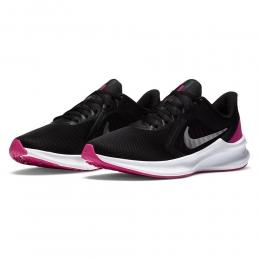 Tênis Nike Downshifter 10 Feminino - Preto/Rosa