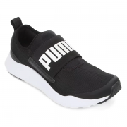 Tênis Puma Wired SlipOn - Black