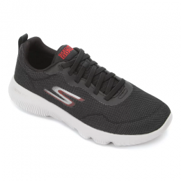 Tênis Skechers Go Run 4 Focus - Forged Masculino - Preto