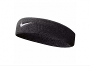 Testeira Nike Swoosh Headband - Preta