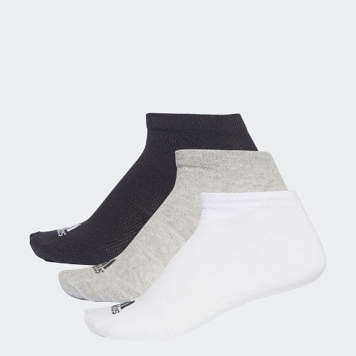 Kit Meia Sapatilha Adidas Liner - 39/42