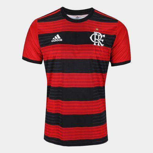 Camisa Flamengo Oficial Adidas - Original - 2018