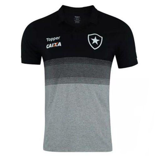 Camisa ToPPer Botafogo Polo Viagem Atleta - Original