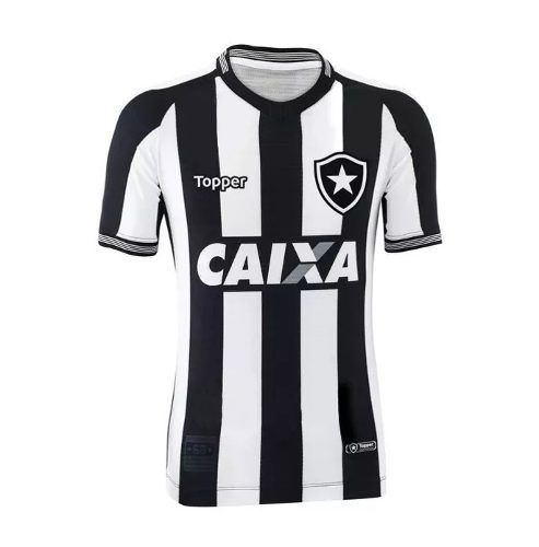 Camisa Juvenil Botafogo Jogo 1 Listrada - 2018/19 Original