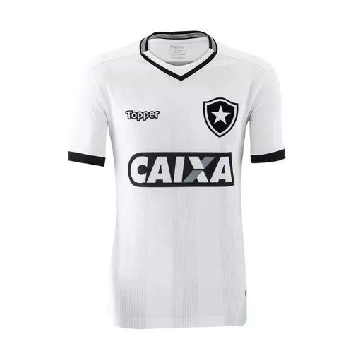 Camisa Juvenil Botafogo Jogo 3 Branca - 2018/19 Original