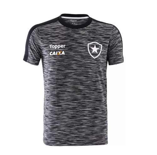 Camisa Botafogo Concentração Atleta 2018/19 - Original