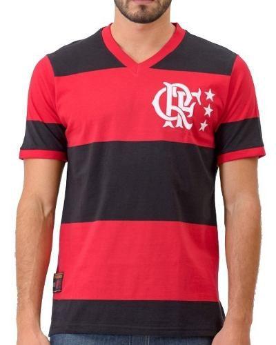 Camisa Flamengo Lib. Crf Masculina - Braziline