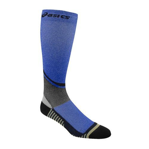 Meia Asics Rally Knee High Blue - P (37-39)
