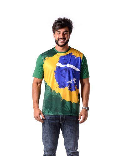 T-Shirt Solimões Brasil - Braziline