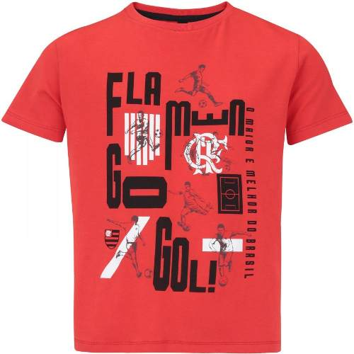 T-Shirt BiGGer Infantil - Braziline