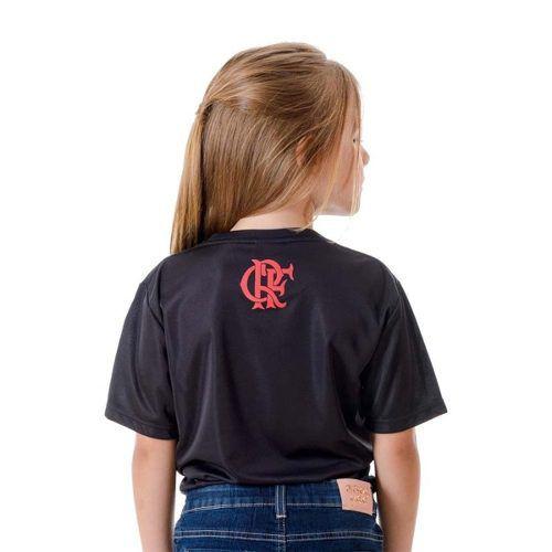 a0a6185c7f04a T-Shirt Infantil Flamengo Intus - Braziline - Titanes Esportes